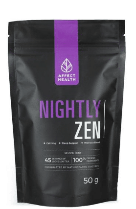 Nightly Zen Loose Leaf Sleep Tea Product Image