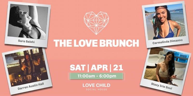 The Love Brunch Event Information