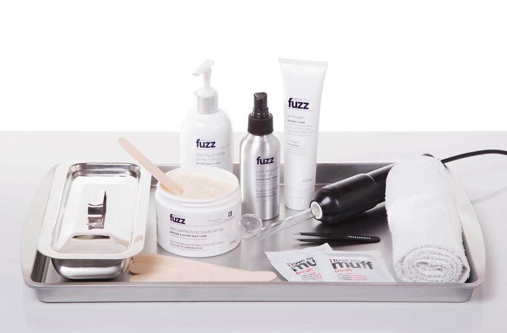 Toronto: All Natural Beauty Service Spots - Fuzz Wax Bar Products