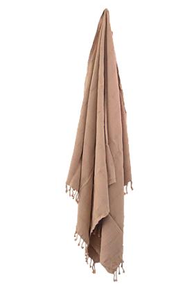 Bamboo Turkish Blanket Product Image
