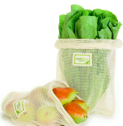 Sustainable Produce Bags - Product Image