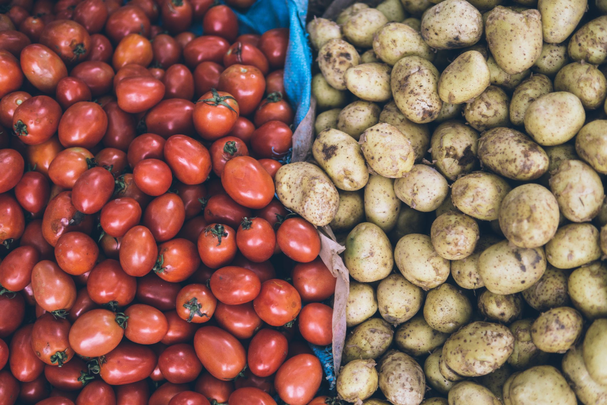 The Importance of Ugly Food - Tomatoes & Potatoes