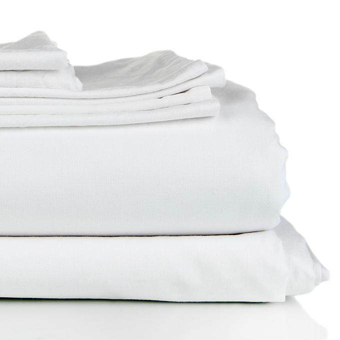 Luxury Organic Bedding - Close Up