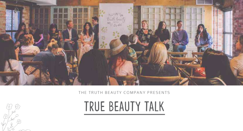 Toronto Event: What to Expect at This Thursday's True Beauty Talk Blog Image